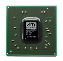 AMD 216-0707001 bga video chip - front view 0812